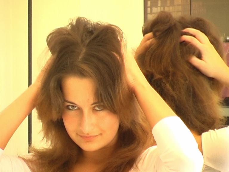 AV34 - Ladies-Haircut